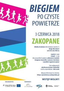 Plakat Eko Zakopane 29.05