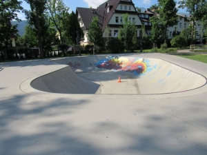 tn 6. Park skate park Park MIejski