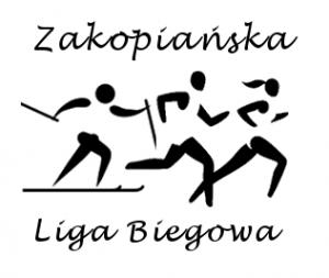 Logo Zakopianska Liga Biegowa